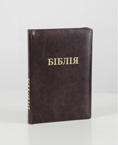 Біблія 052 (Замок, шкіра) І. Огієнко