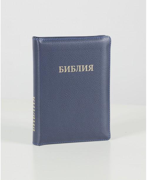 Библия 047 (Индексы, замок, кожа) синод. перевод