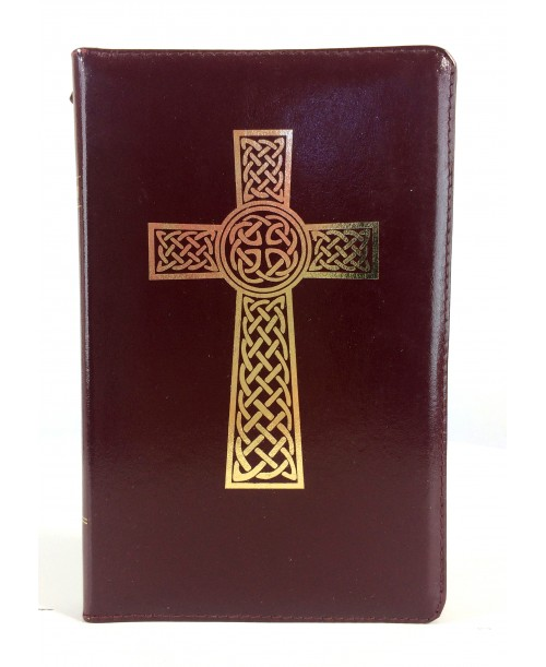 Библия 048. Цвет бордо